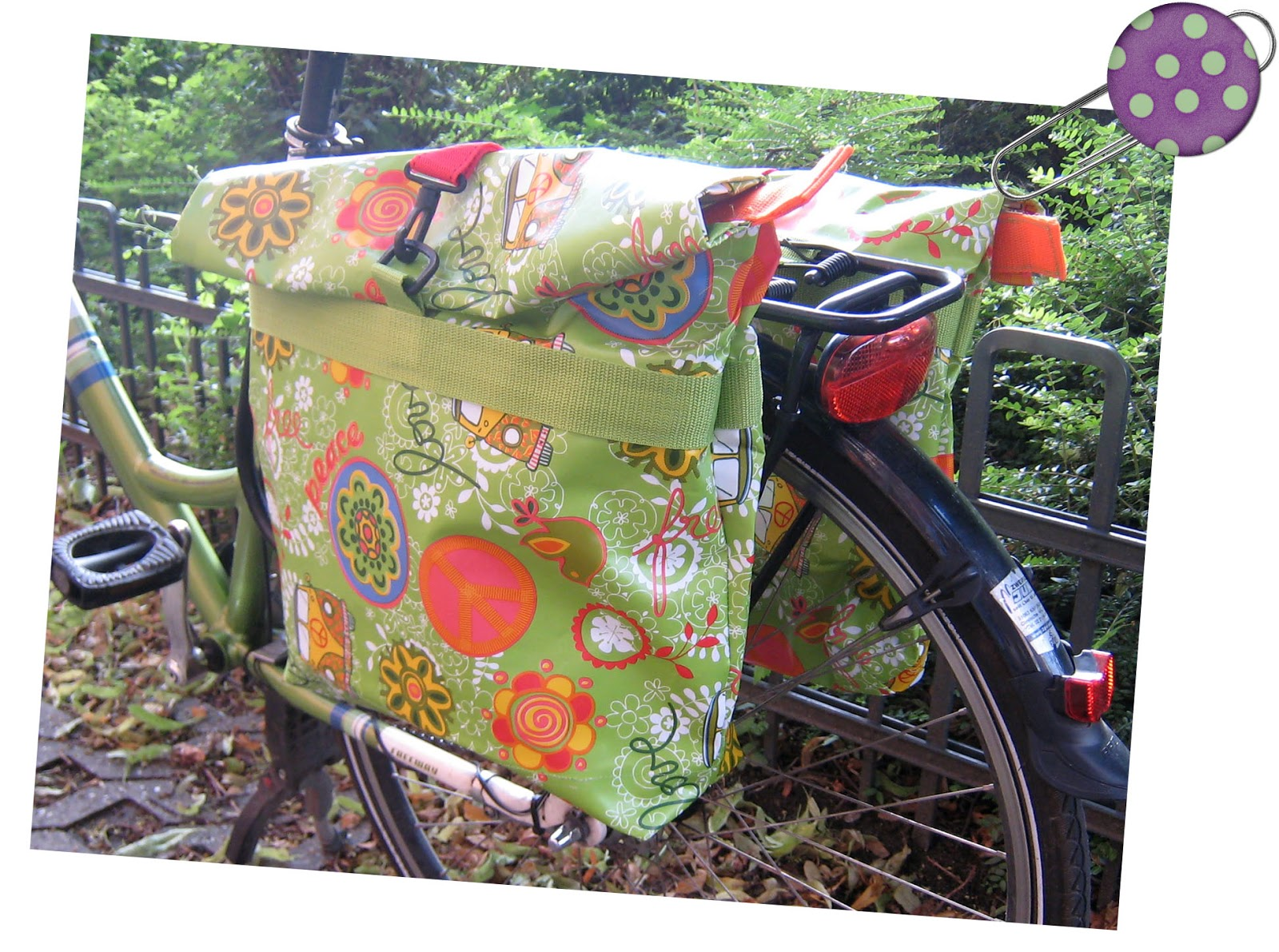 heikchen 39 s kram fahrrad satteltaschen. Black Bedroom Furniture Sets. Home Design Ideas