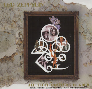 Disk - Led Zeppelin 1971 - All That Glitters Is Gold  (bootleg)