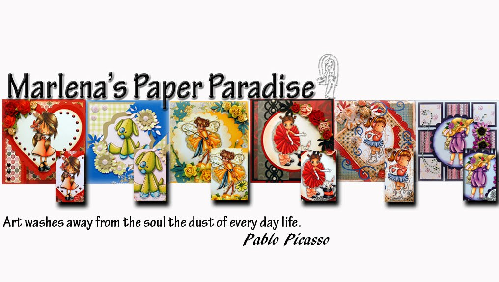 Marlena&#39;s Paper Paradise