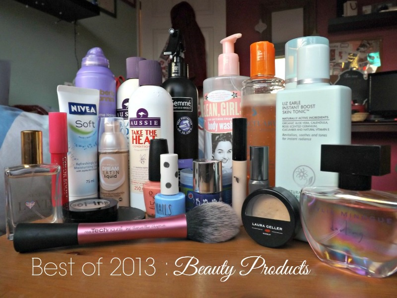 Best of 2013 | Beauty Products