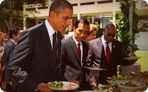 Misteri Kehadiran Freeport di Balik Kunjungan Presiden Jokowi ke Amerika Serikat