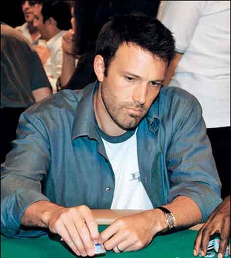 Be affleck gambling