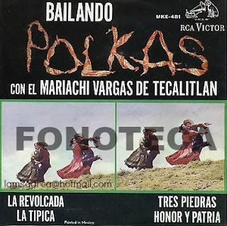 BAILANDO POLKAS