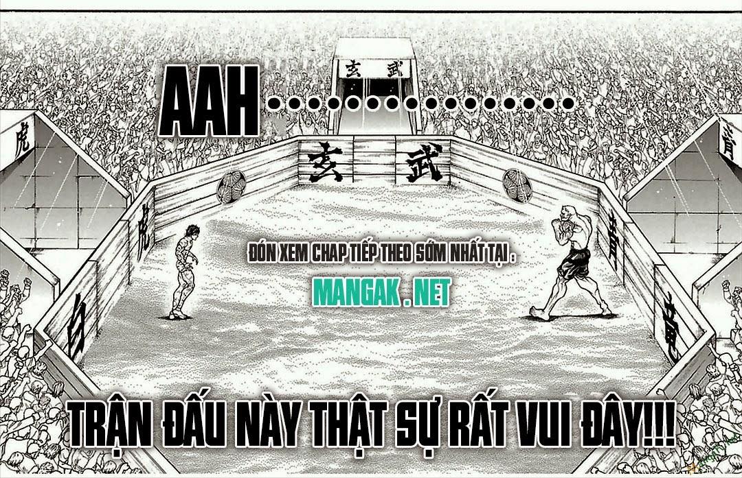 Baki Dou chap 3 Trang 18 - Mangak.info