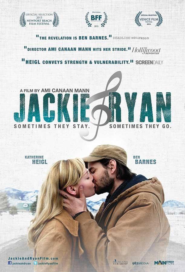 Jackie & Ryan: Amor Sem Medidas – Legendado (2014)