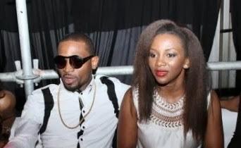 PHOTOS: Genevieve Nnaji Is Back In D'Banj's Arms