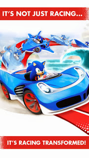 [Game iOS] Download Sonic & All-Stars Racing Transformed