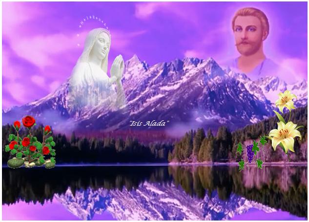 Isis alada la transmutaci n en el tiempo final m saint for El tiempo en st hilari sacalm
