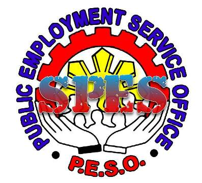 Special Program for Employment of Students (SPES PESO Logo) by www