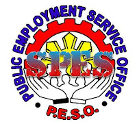Special Program for Employment of Students (SPES PESO Logo) by www.maxginez3.com