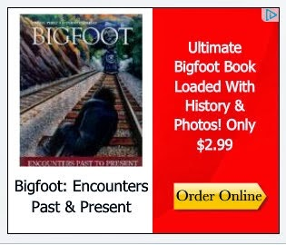 Bigfoot: Encounters Past & Present Available at Amazon.com