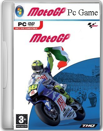 Moto GP 1 Game Cover | Moto GP 1 Pc Game Poster