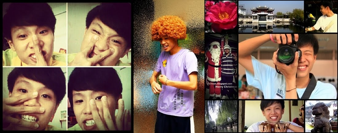 I'M Wei Hean
