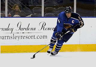 Photo of Hockey Player Scott Mellanby