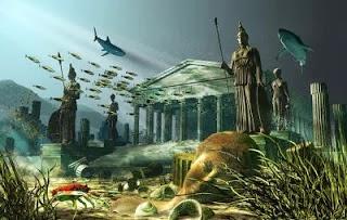 Sejarah Benua Atlantis