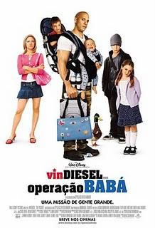 Filme Operação Babá   Dublado