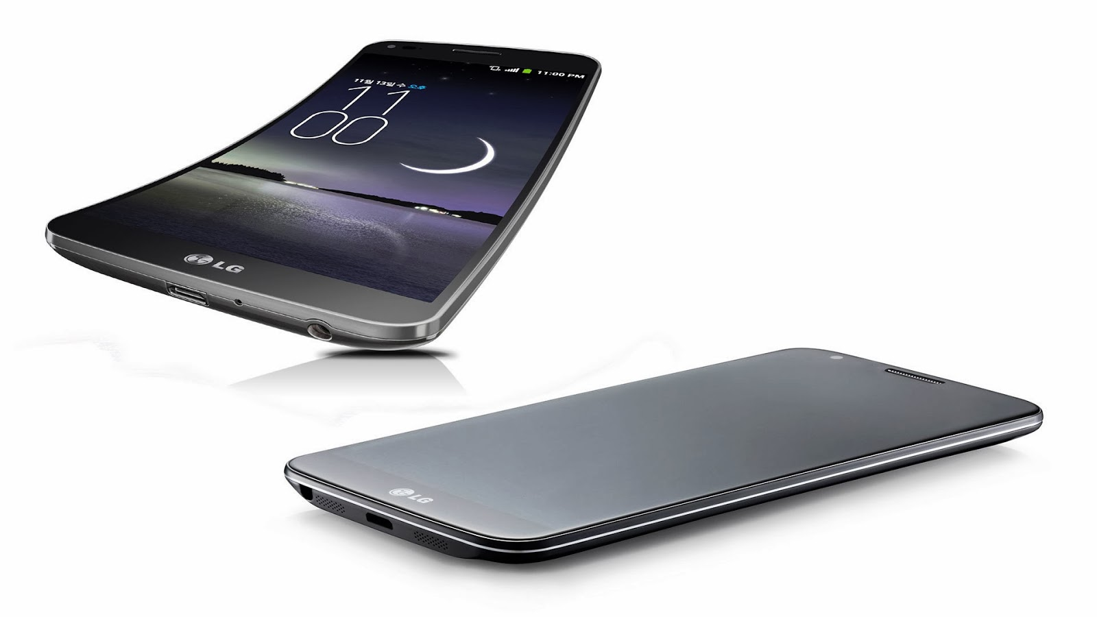 LG G Flex Smartphone specifications