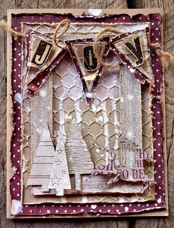 Two Sided Christmas Cards