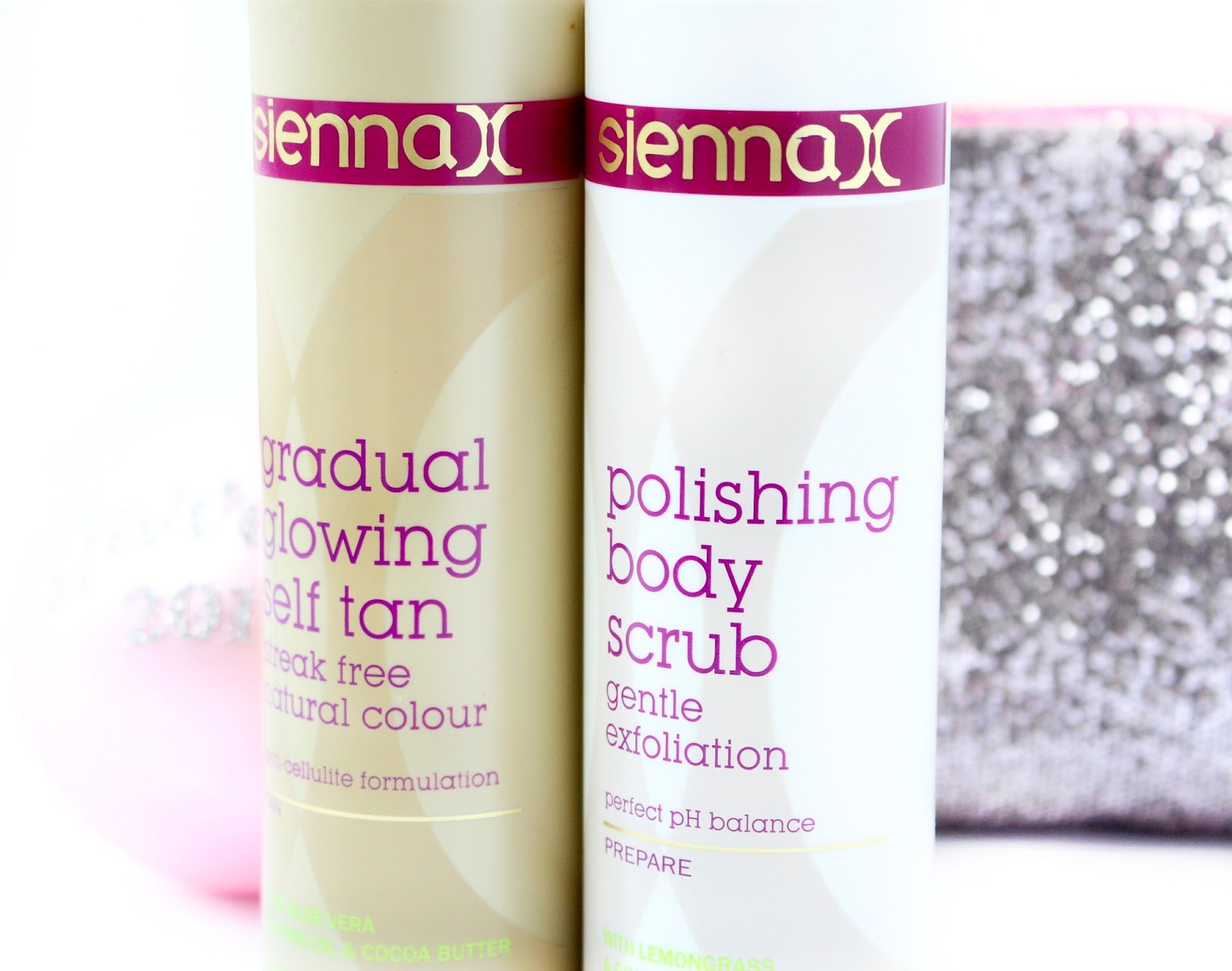 Sienna X Gradual Glowing Self Tan Review