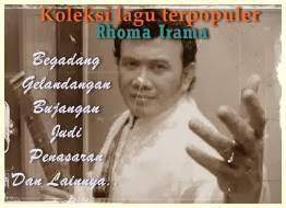 Koleksi dafta lagu dangdut terpopuler Rhoma Irama