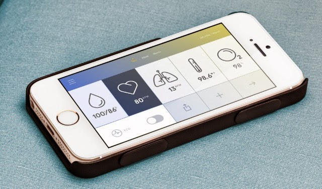 iPhone Case can Track your Blood Pressure Temperature and More Named Wello