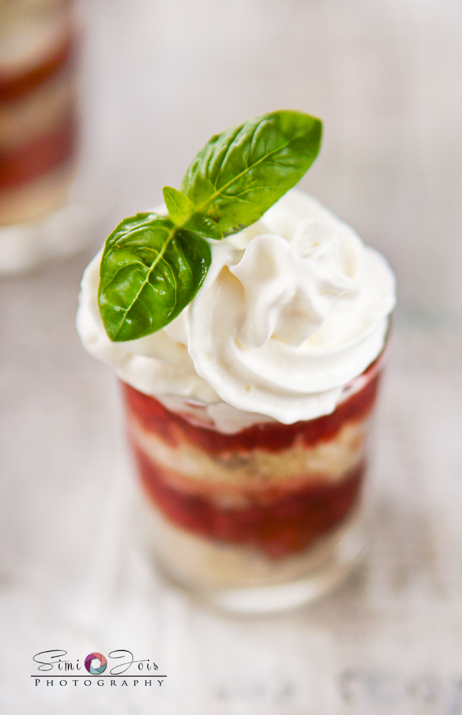 Old-fashioned Strawberry Shortcake Dessert Shots Recipes — Dishmaps