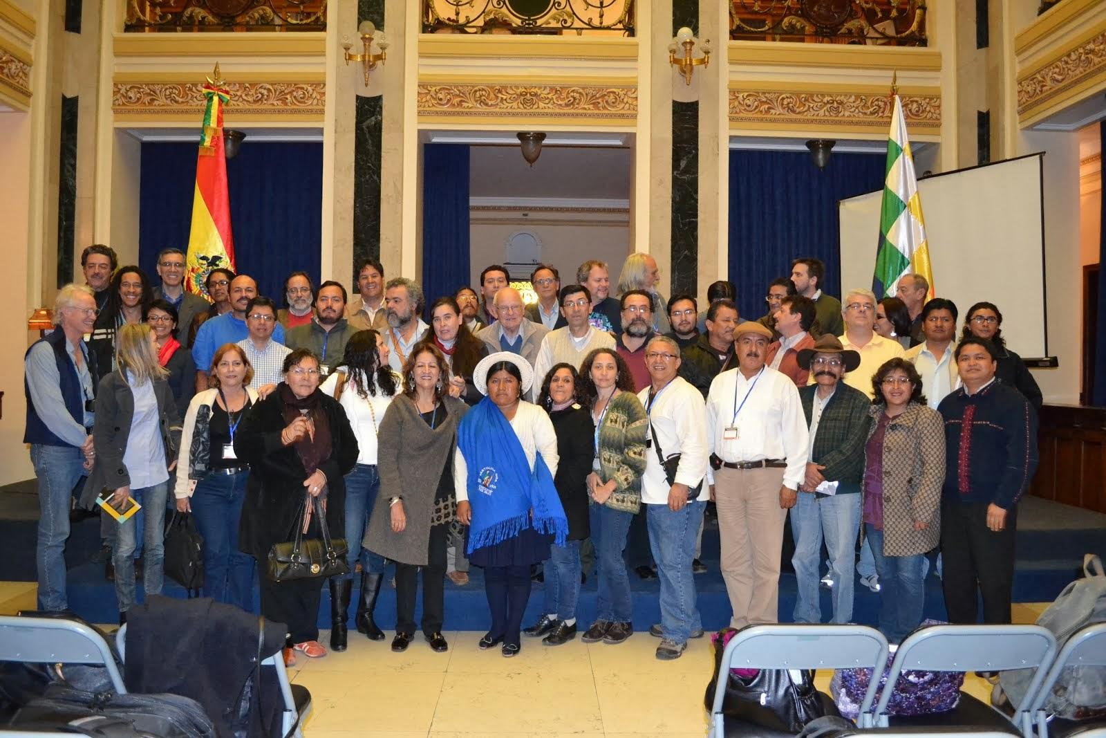 Grupo de Trabajo Desarrollo rural, campesinado, conflictos territoriales y decolonialidad, CLACSO