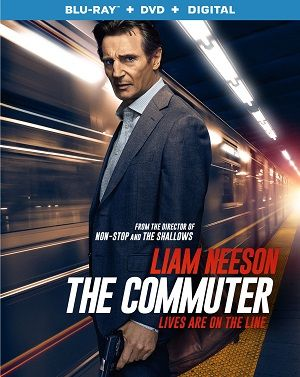 The Commuter 2018 BRRip BluRay 720p 1080p