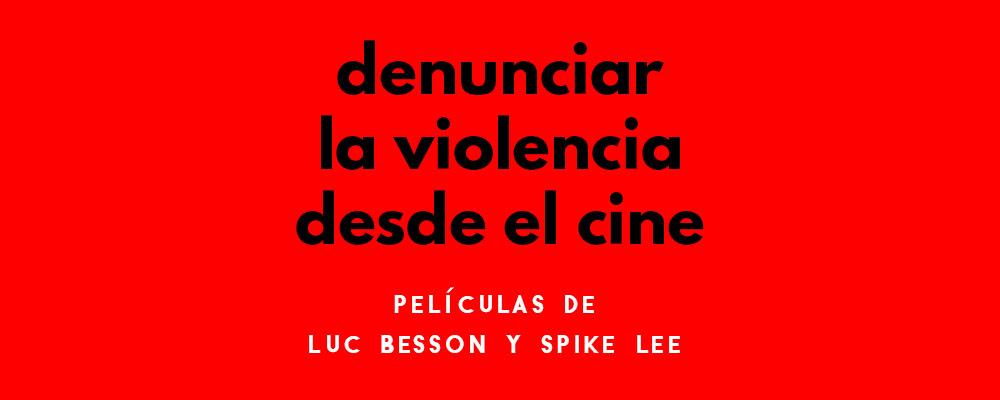 LA VIOLENCIA EN EL CINE