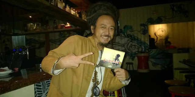 "Ras Muhamad Rilis Album ""Salam"" Bentuk Fisik (CD)"