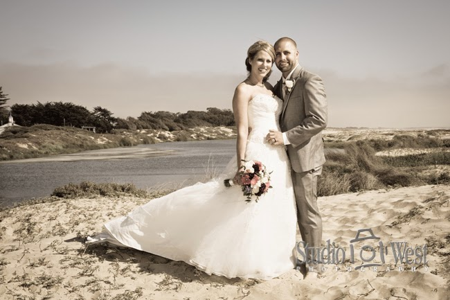Sea Venture Resort - Pismo Beach Wedding Photographer - Resort Wedding Venues - studio 101 west