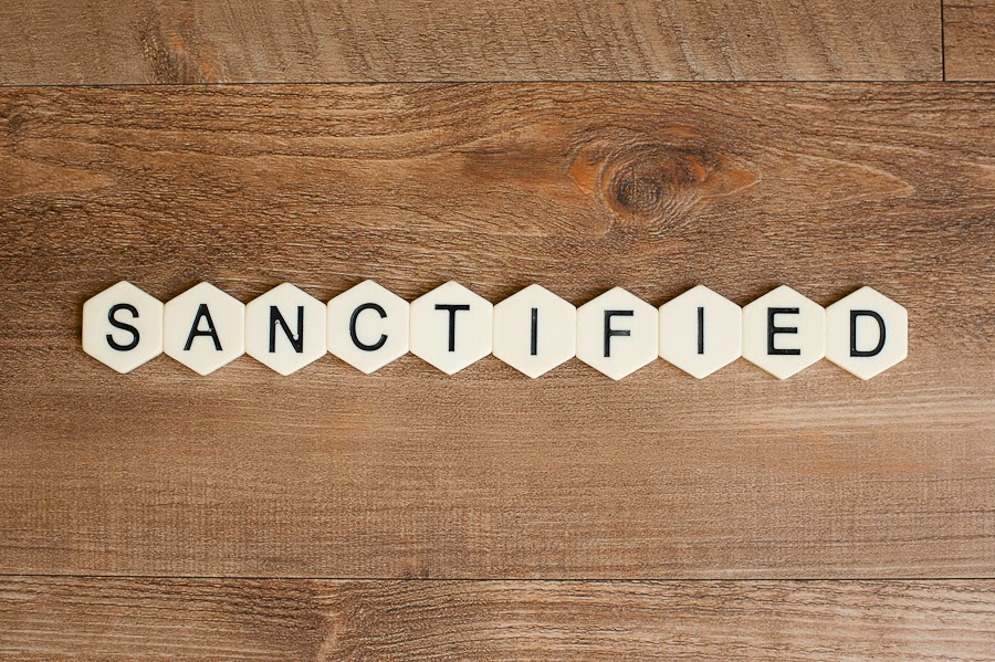 SANCTIFIED - Definition from the KJV Dictionary