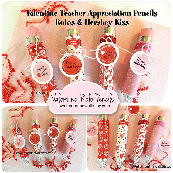 Chocolate Pencil for Teacher & Kids