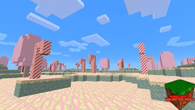 Mythical Realm Mod Candyland