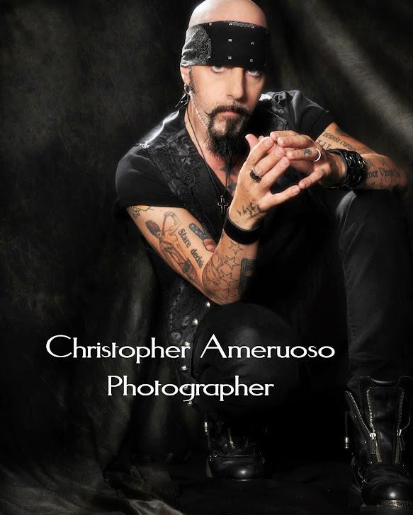 Christopher Ameruoso Photo Blog Chat