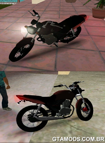 Honda Fan 150 Edit