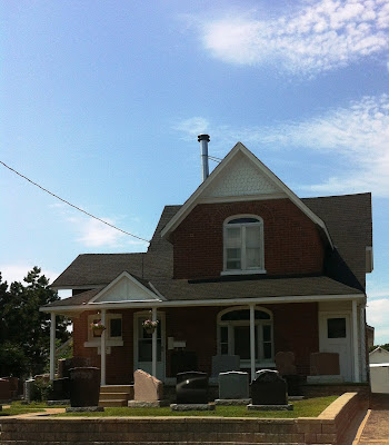 old brick house barrie ontario brick victorian