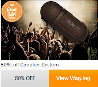 Rock-It Speaker Deal