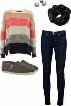 I absolutely love love this outfit it is cute❤❤❤❤  See more http://worldcutefashion.blogspot.com/