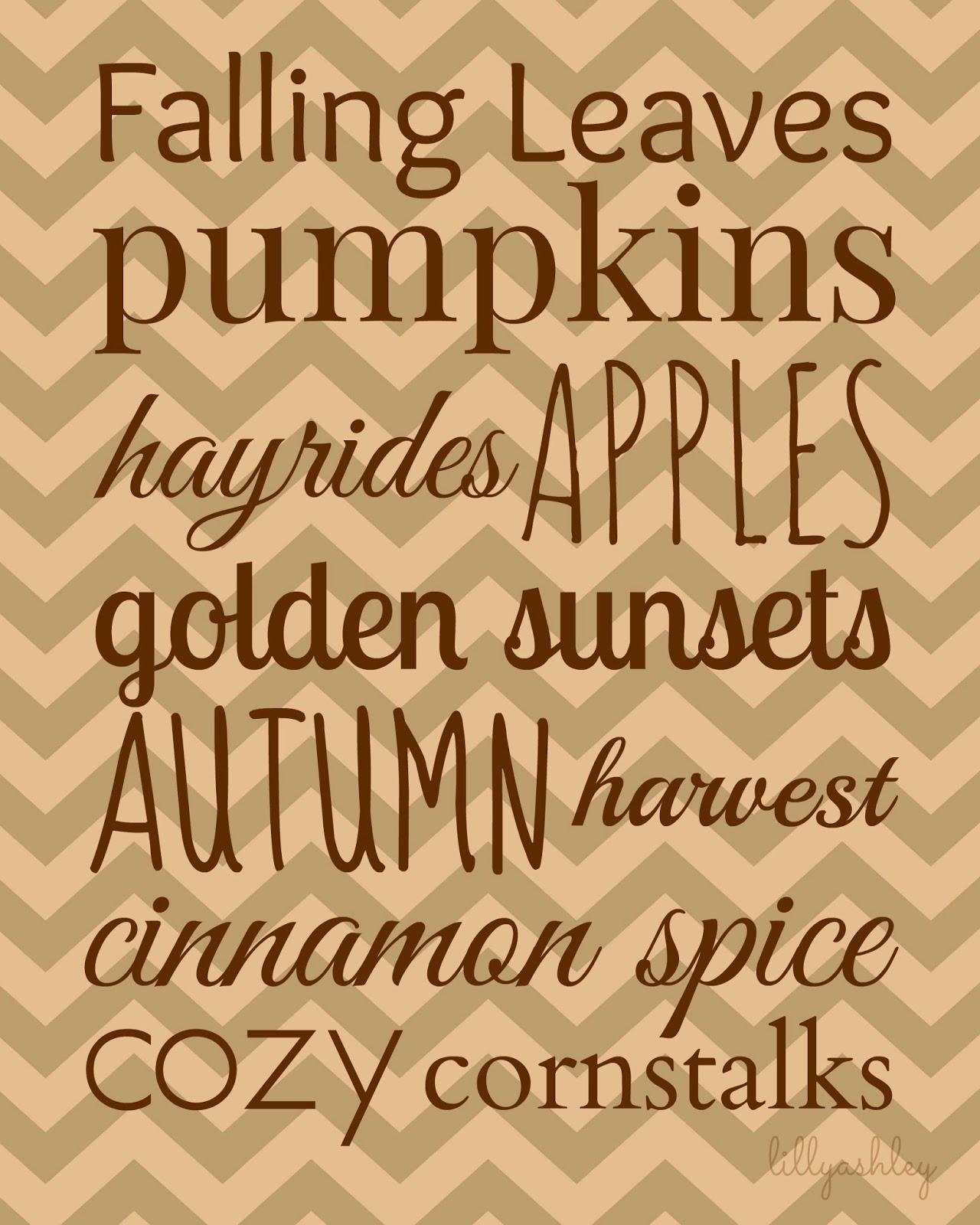 Chevron Autumn