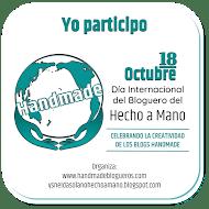 Dia Internacional del Bloguero del Hecho a Mano