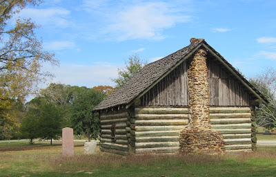 Replica of the Pilgrim Church