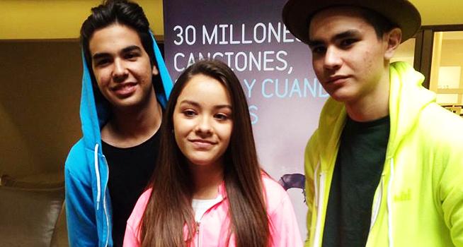 Los Vázques Sounds: Gustavo, Angie y Abelardo | Ximinia