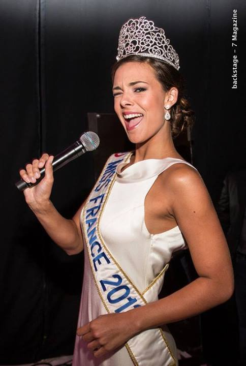 Marine L'orphelin Miss World France 2013 - New Pictures