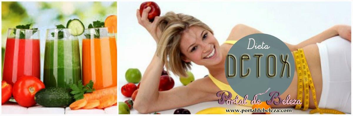 detox alimentar