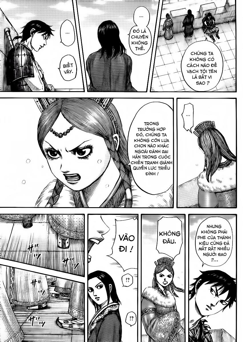 Kingdom - Vương Giả Thiên Hạ Chapter 378 page 12 - IZTruyenTranh.com