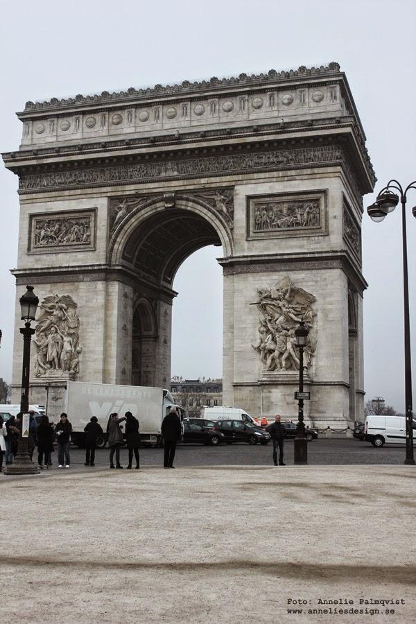 triumfbågen i paris, frankrike, besöka, turist, turista i frankrike, sevärdhet, sevärdheter,