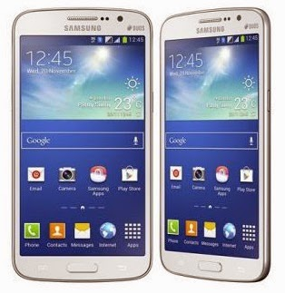 Harga dan Spesifikasi Samsung Galaxy Grand 3