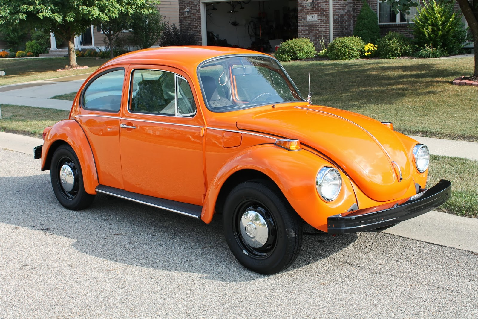1974 volkswagen super beetle restoration. Black Bedroom Furniture Sets. Home Design Ideas