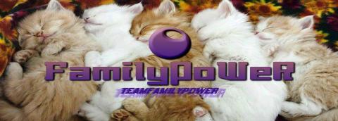 ©2014 Family PoWeR Cats